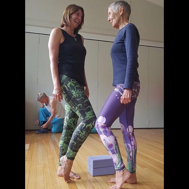 What a wonderful leveller and life giver yoga is.  I was sent some truly lovely photos today, and amongst them, I think my oldest Urban Camouflage supporter yet.  These images show what a wonderful health giver and social gift yoga is. We can enjoy each others' company, regardless of age, stage in life or outside interests.  We don't have to compete with each other or equal each other's progress to be included. We can practice alone, along side each other and at the same time, together, for as long as we can get to that practice.  @lauragreenyoga  #lauragreenyoga #livingwell #matureandhealthy . . . #olderyogis #inittogether #stayhealthy #yogaforlife #pilates #yogahampshire #yogakenya #hampshireyoga #wiltshirelife #hampshireliving #ashtangaprimaryseries #ashtangavinyasa #dailypractice