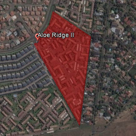 Aloe Ridge II
