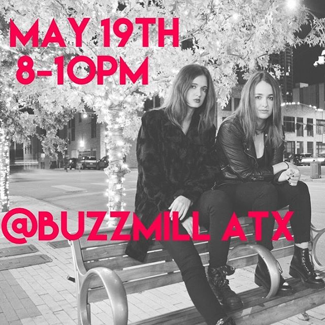 We'll be playing some songs @buzzmillcoffee on FRIDAY 5/19 🎶 📷 @stellarvintique  #atx #do512 #buzzmill #livemusic #atxmusic #austintx #livemusiccapital #austinband