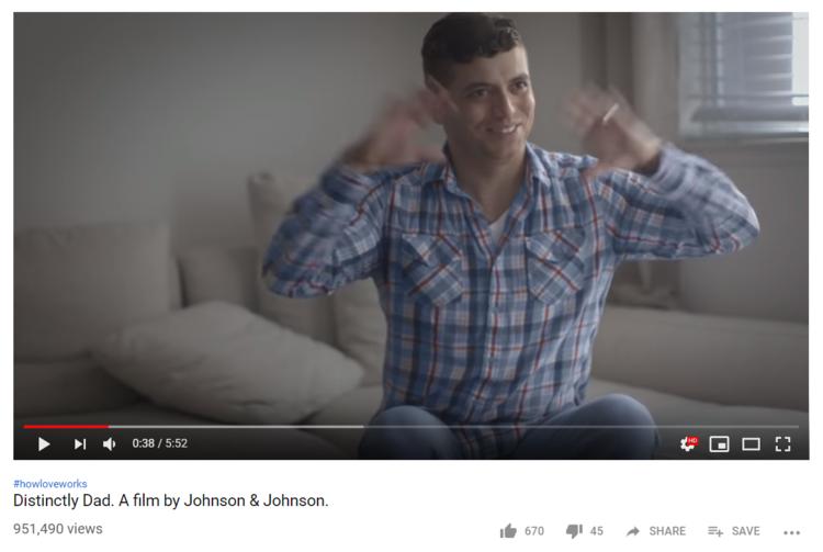 ویدیو مارکتینگ در جانسون اند جانسون - 3