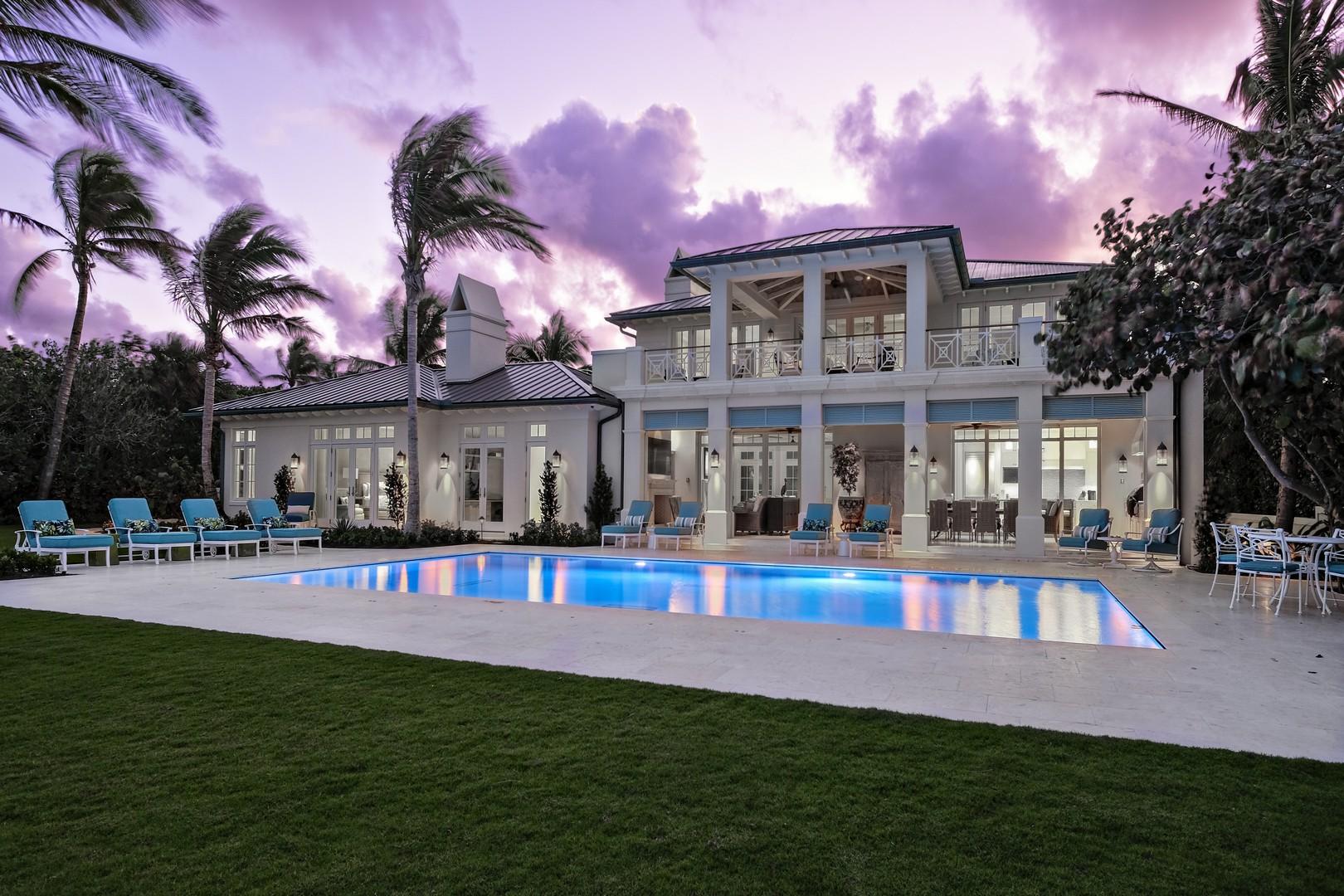 Onshore Construction & Development   Luxury Custom Homes   Jupiter, Florida