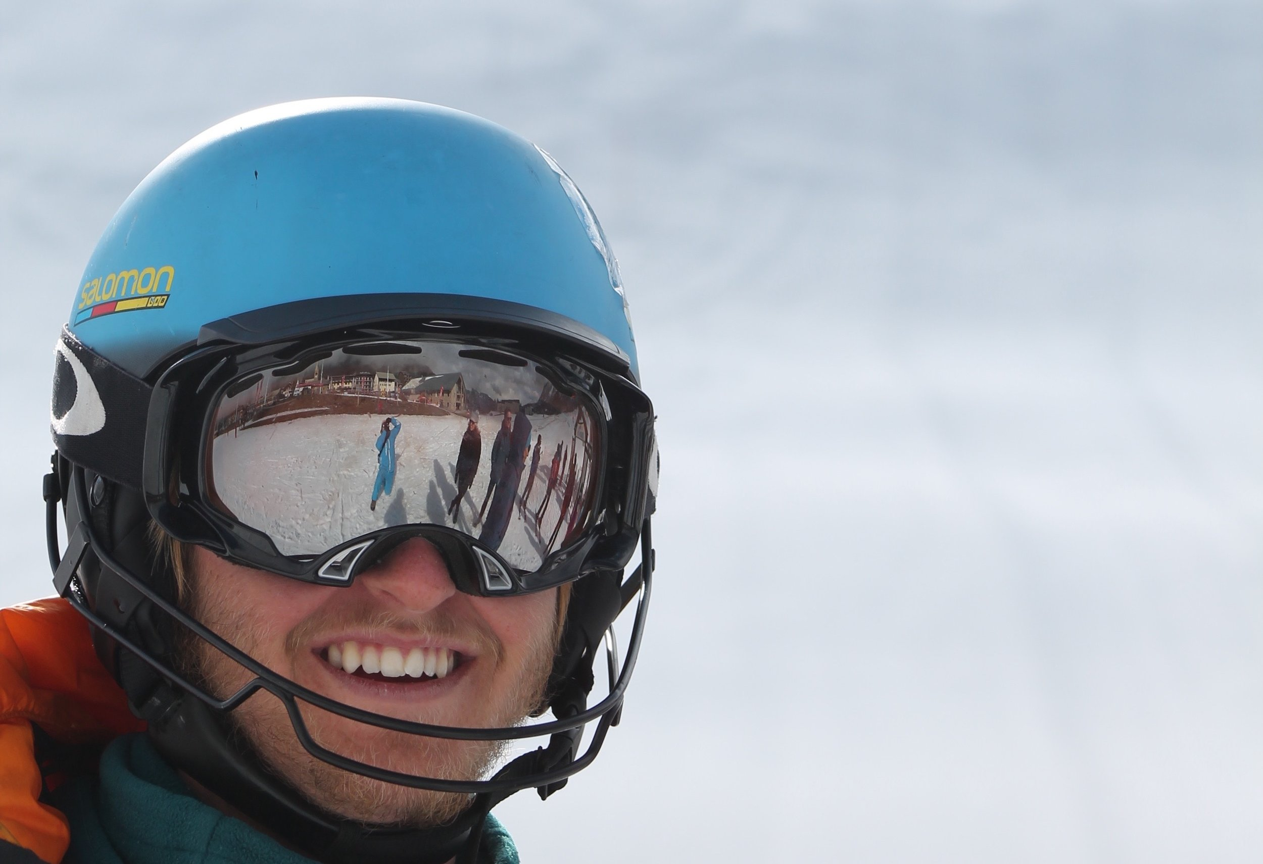 Advanced ski training courses from TFSA