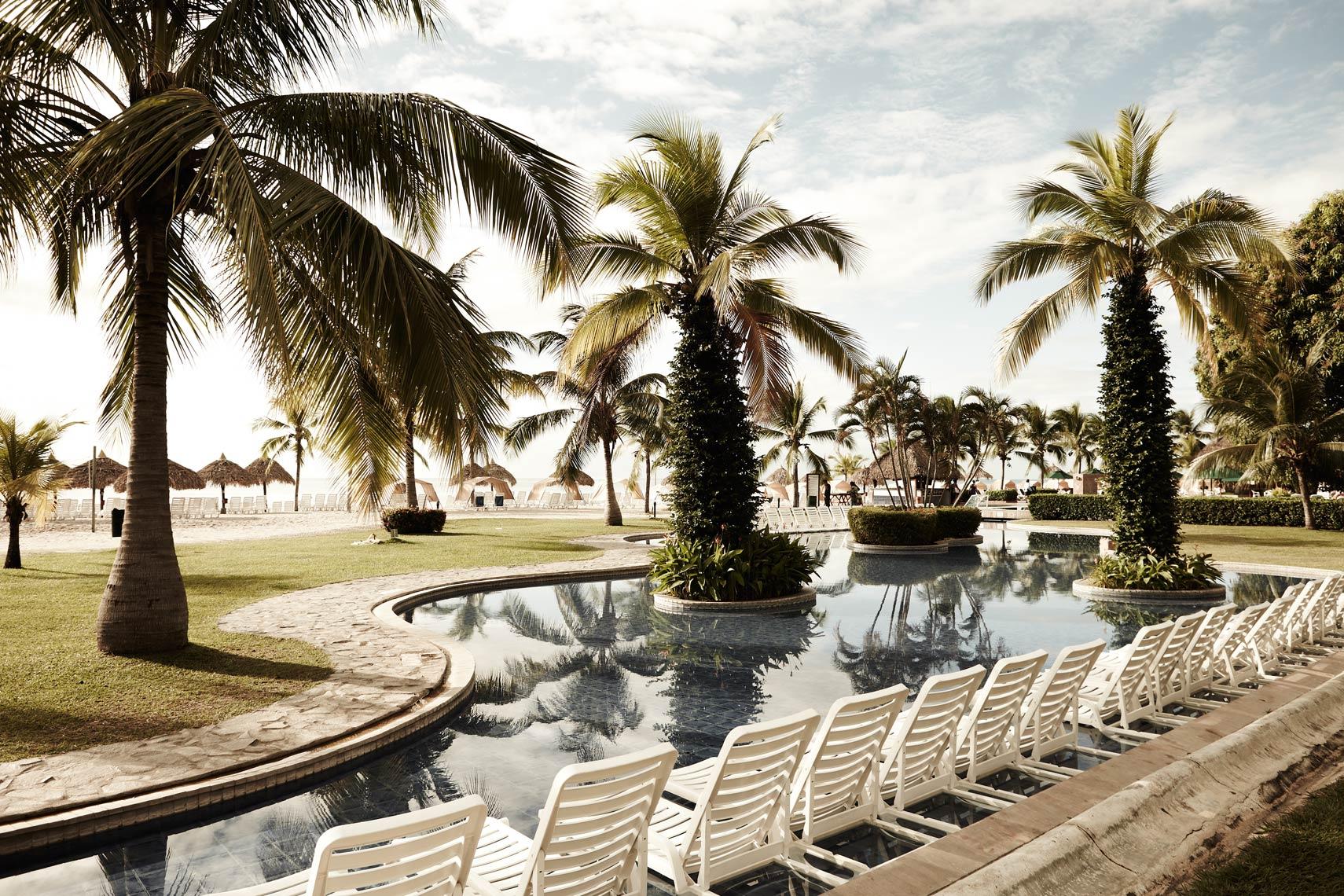 Travel Panama Resort Pool