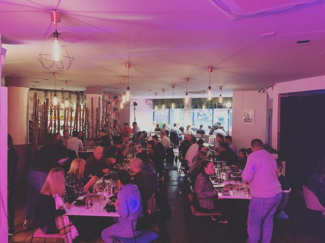 A fun afternoon private event at #rascalsevents for @mcdonaldsuk today #shoreditch #BBPQ #thebigboozypubquiz #london #quiz #privatequiz #quizevents