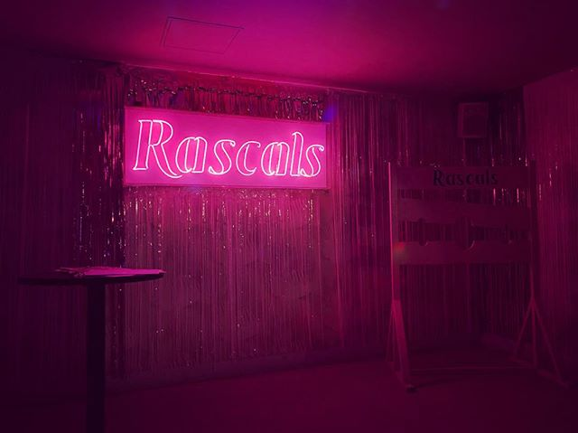 This afternoons private quiz venue 😍 #rascals #rascalsevents #shoreditch #curtainroad #BBPQ #privatequiz #quiz #quizevents