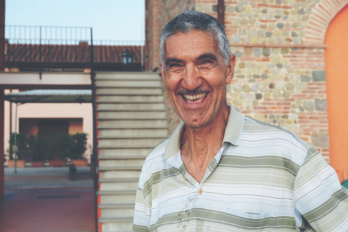 Giuseppe Stella, Borgo Stella