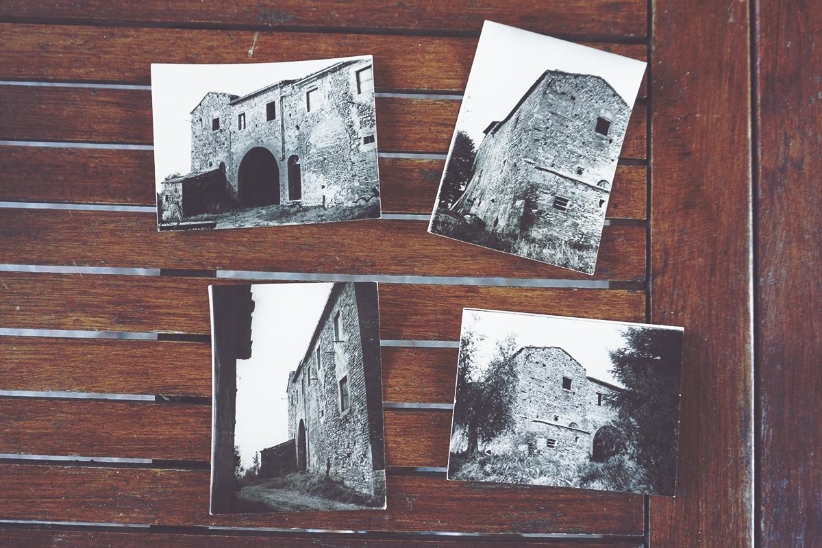 Alcune foto degli edifici antichi.