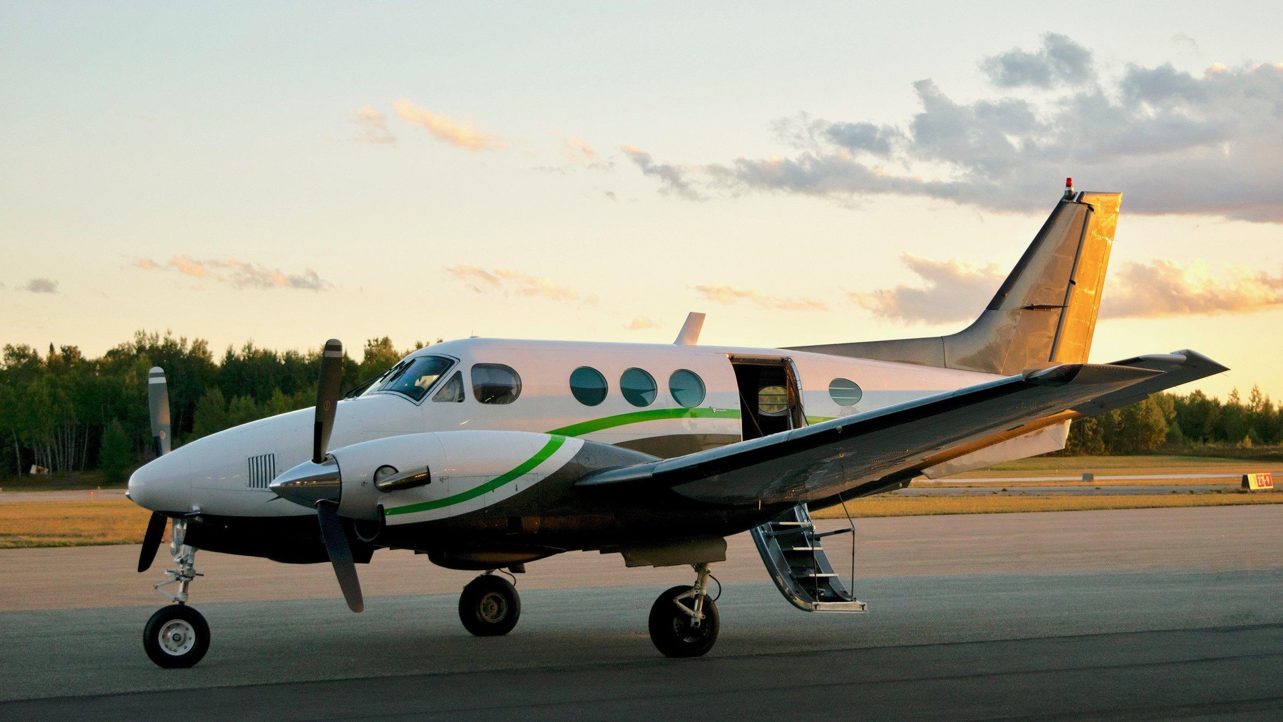 Go Aviation Beechcraft King Air 90