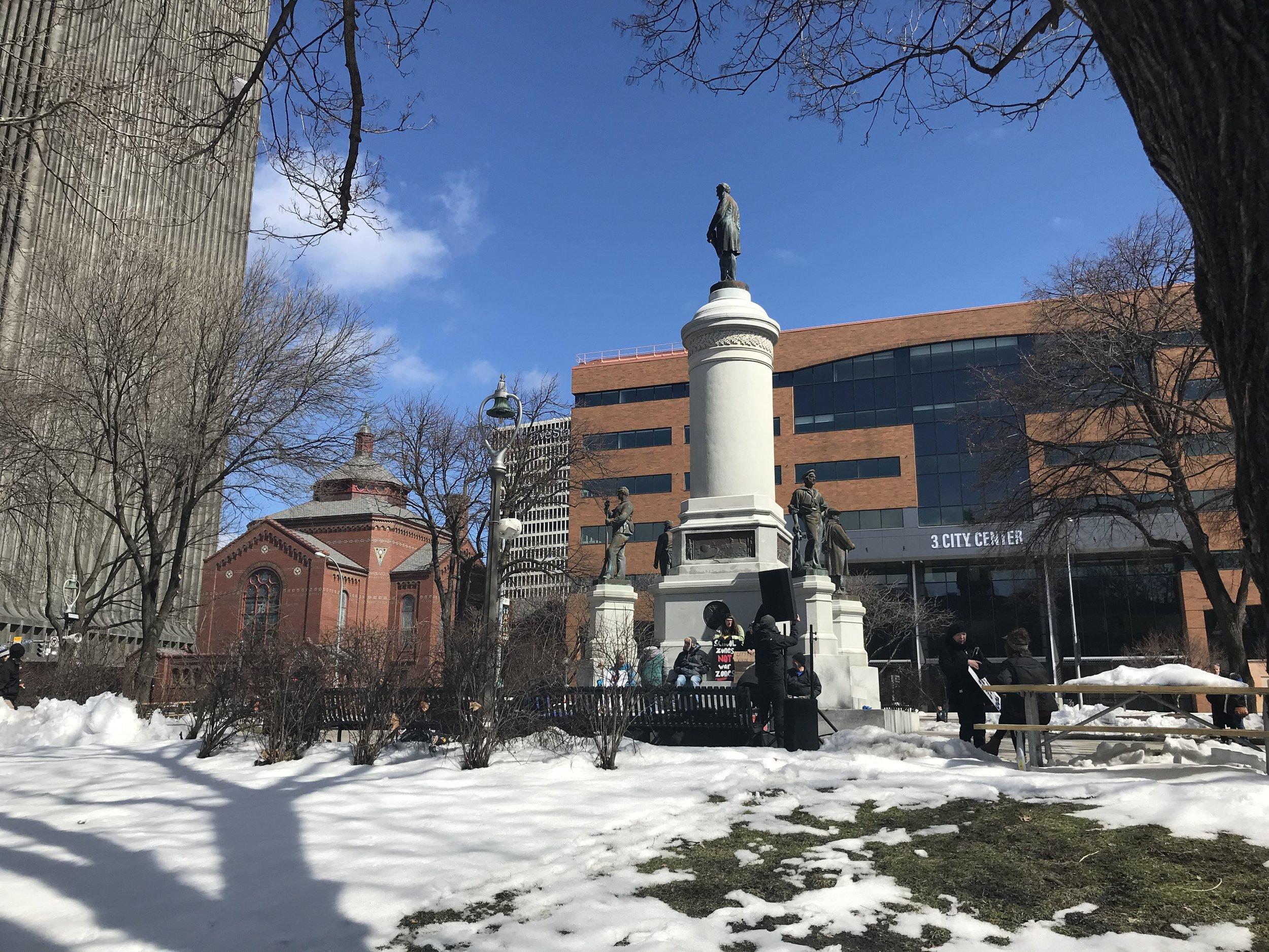 Washington Square Park, Rochester, NY