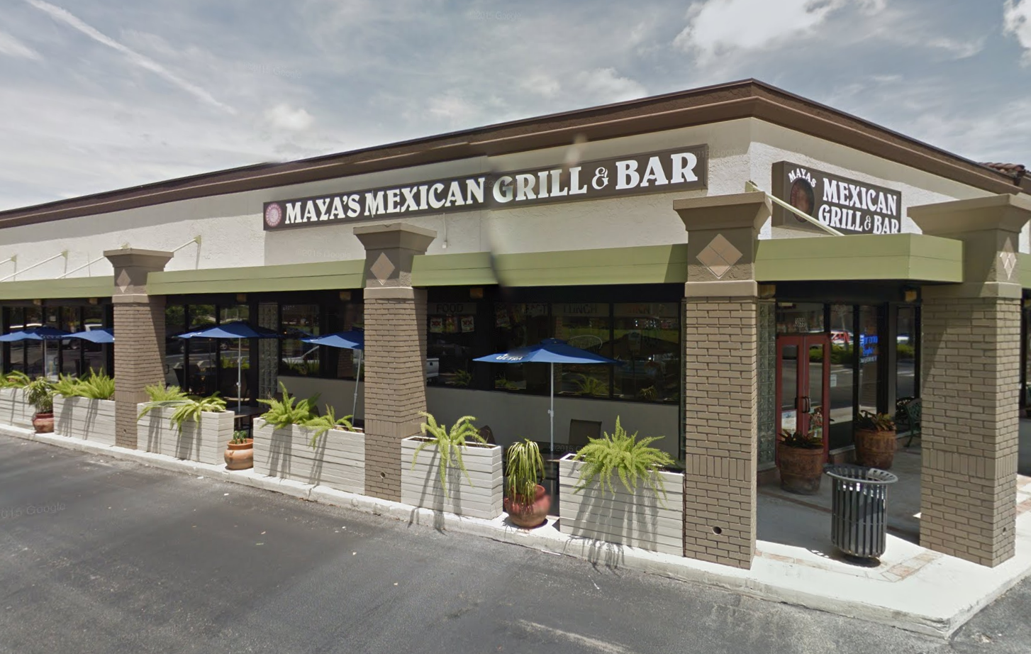 Maya's Mexican Grill & Bar - Mayas Grill is a great Mexican restaurant where you will find authentic taste of home on every dish and a full liquor bar with excellent home made Margaritas.