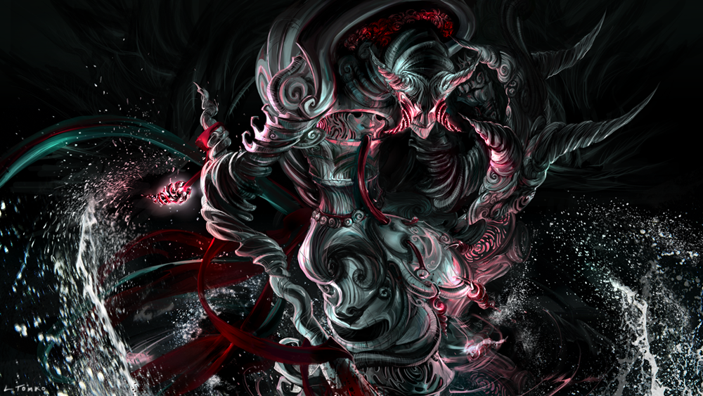 Kingdom Death illustration