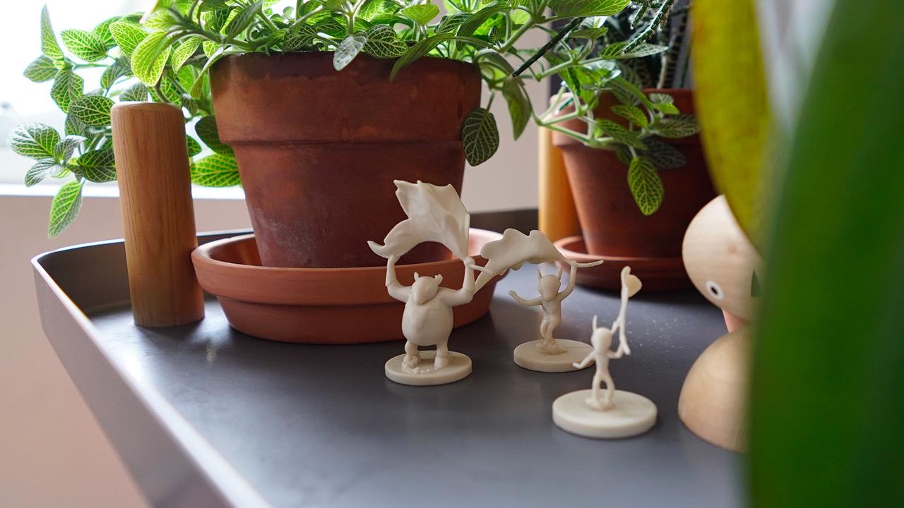 KIWETIN - game miniatures