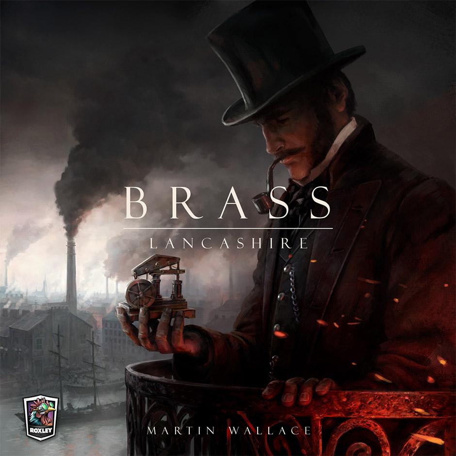 Brass - full cover illustration