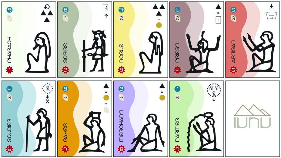 IUNU card artwork