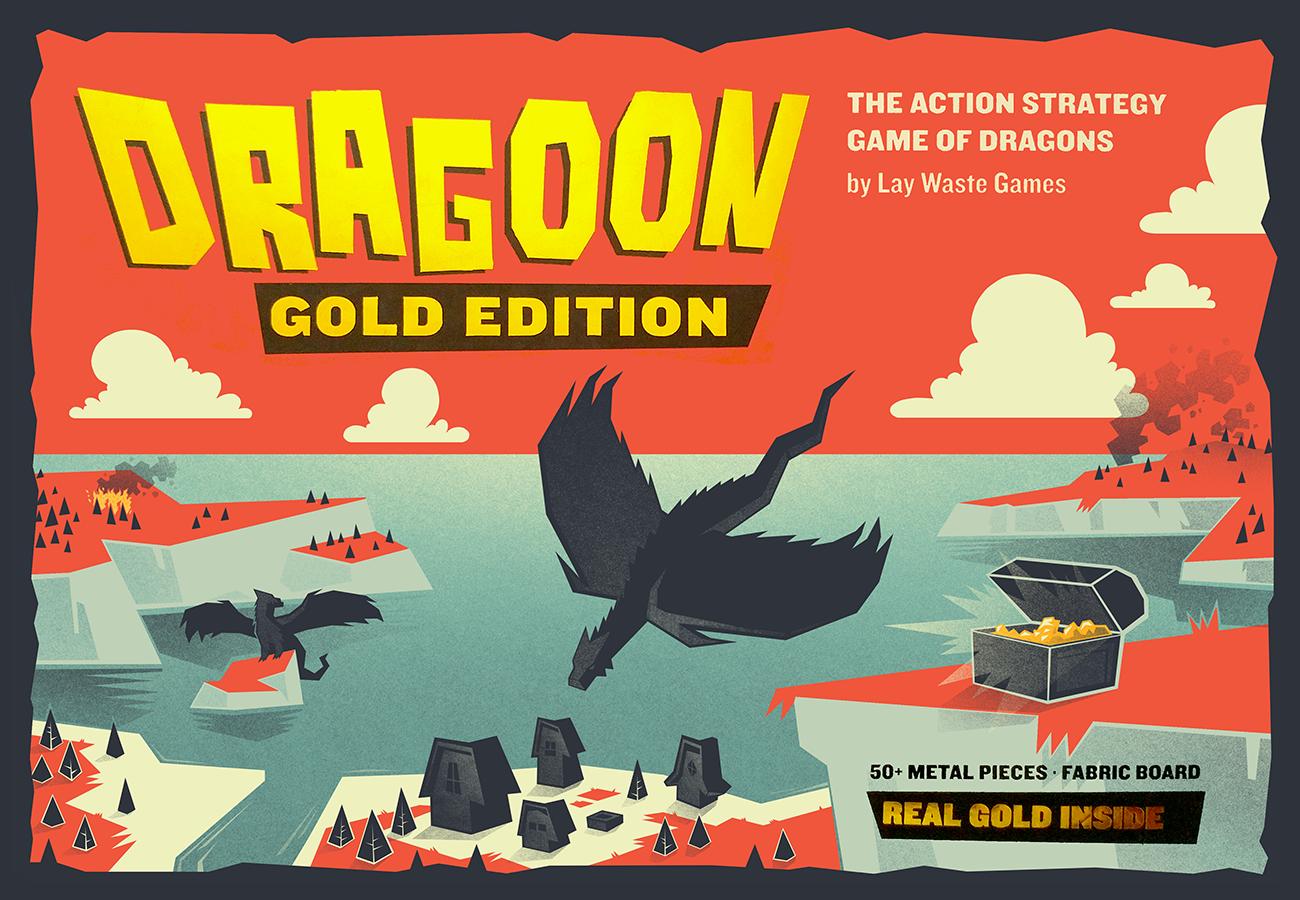 Dragoon box image