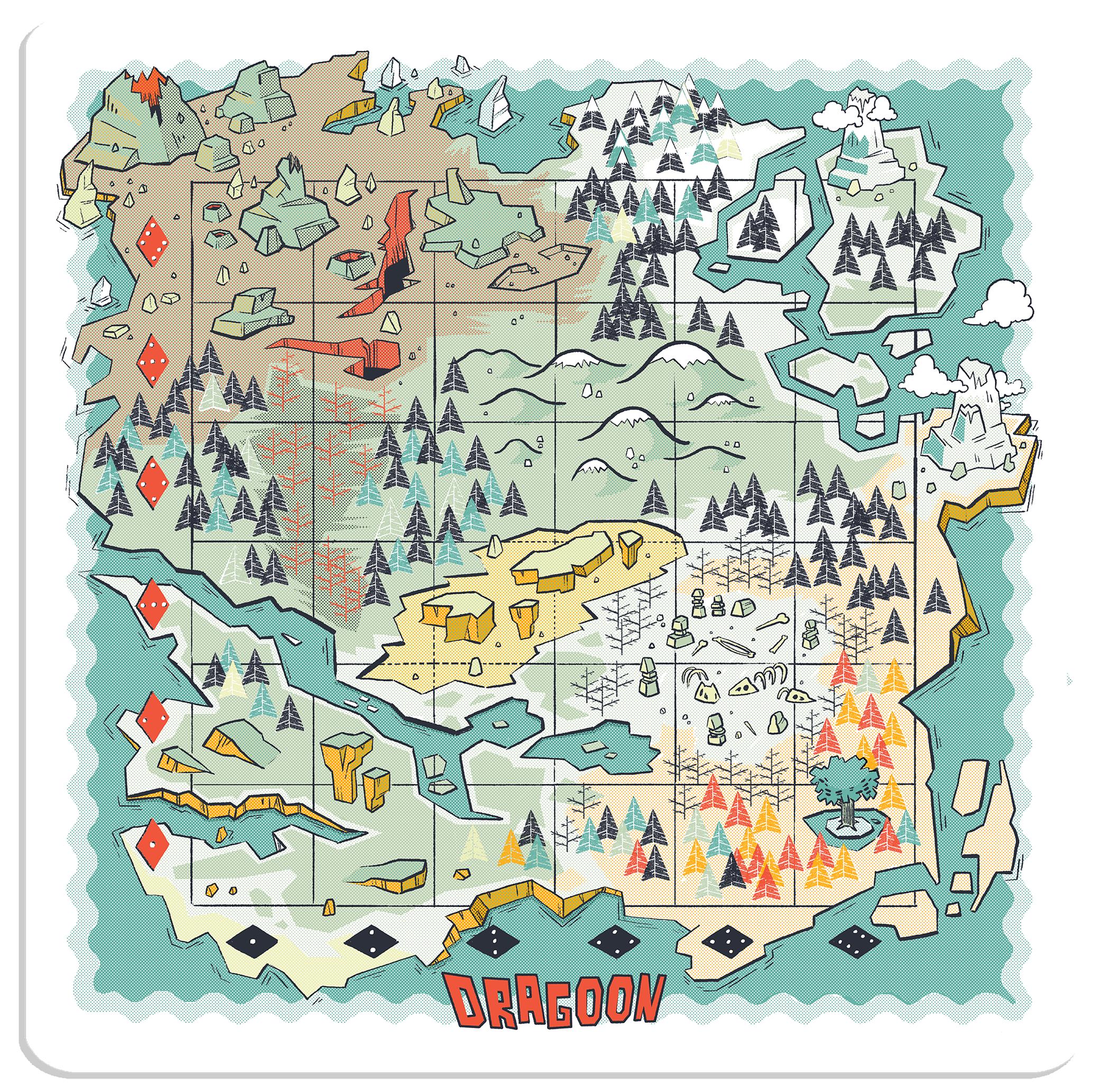 Dragoon Map Image