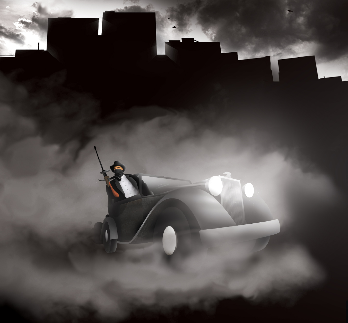 Mobster Metropolis - Drive-by image