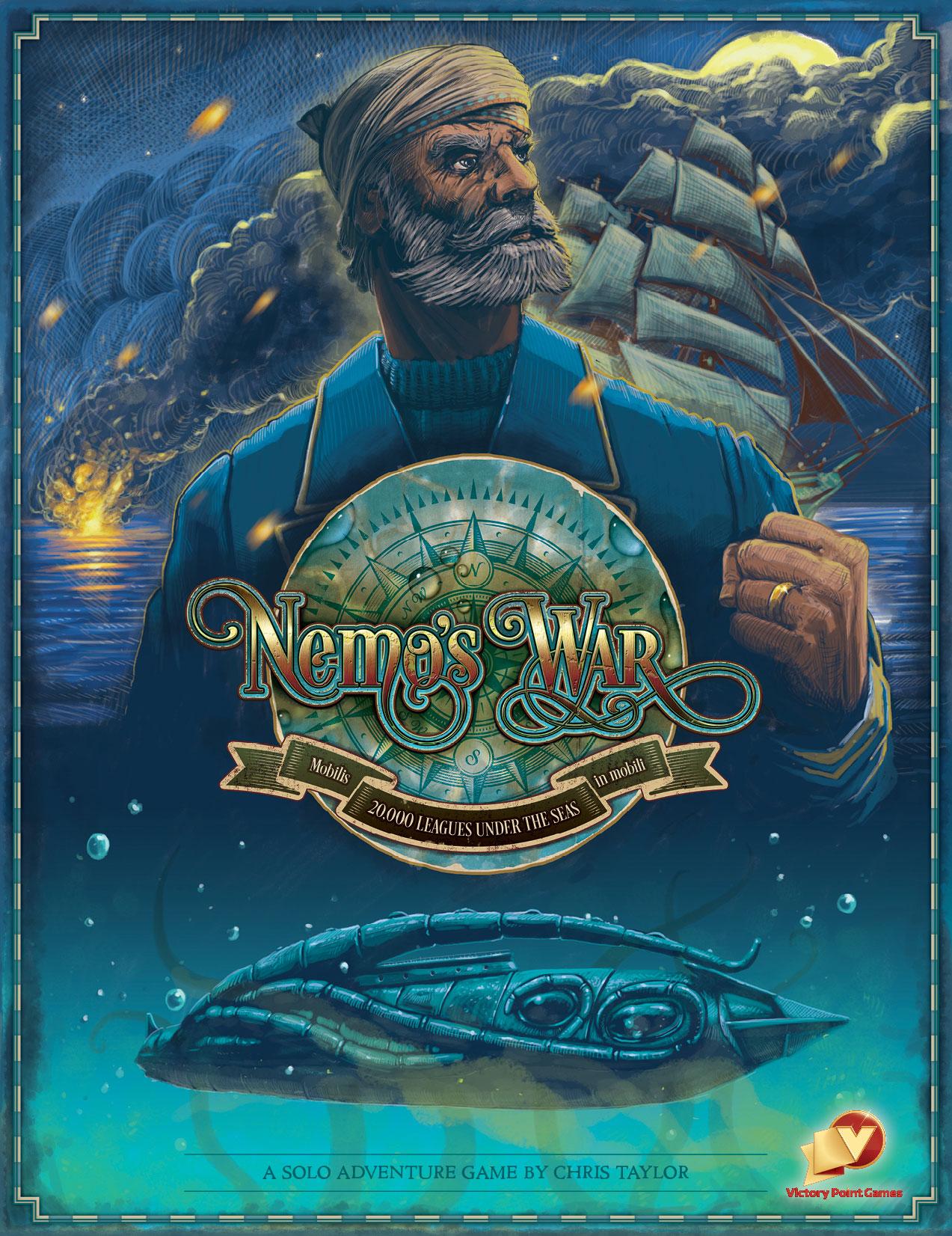 Nemo's War - box art