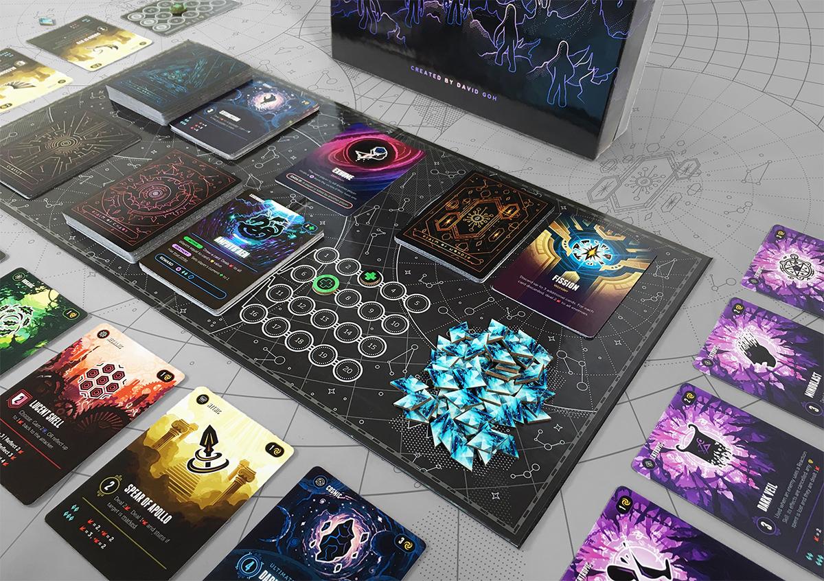 Endogenesis game display