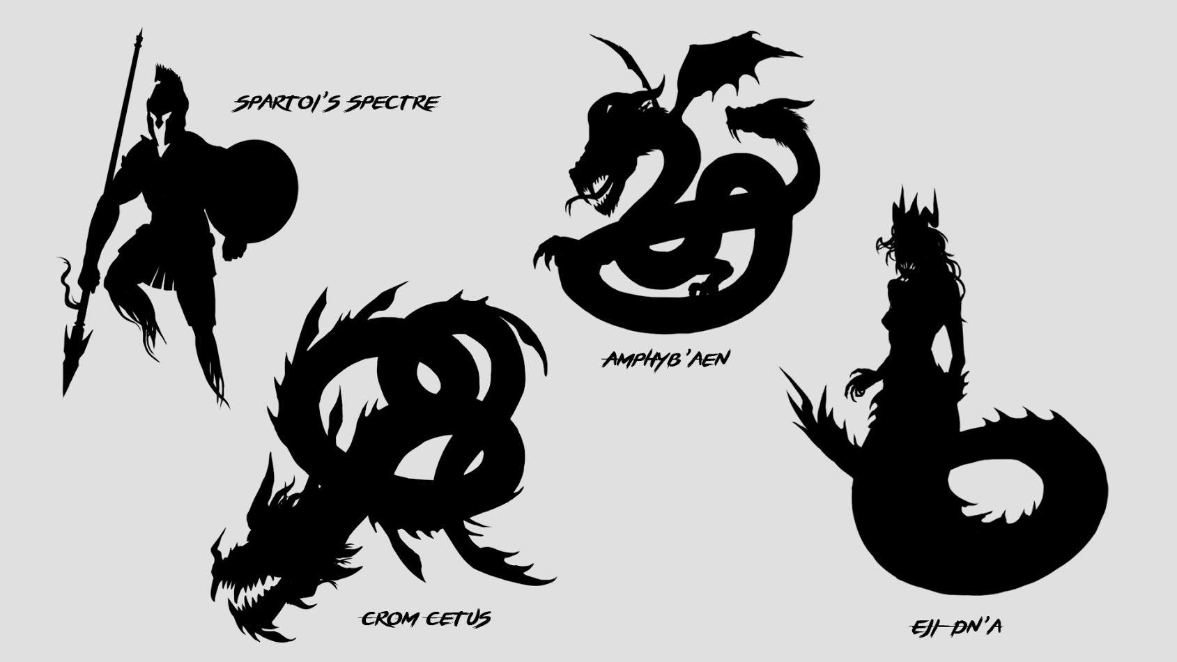 Endogenesis monsters.jpg