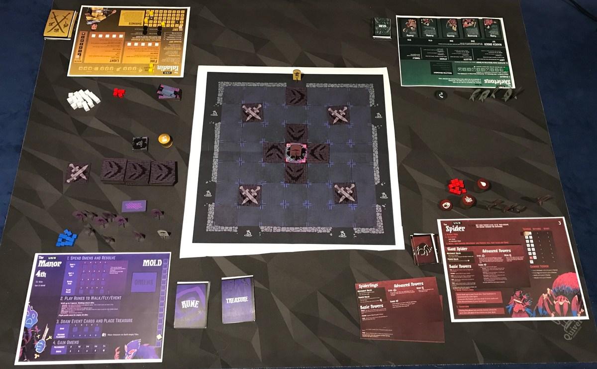 Vast: Mysterious Manor - Prototype