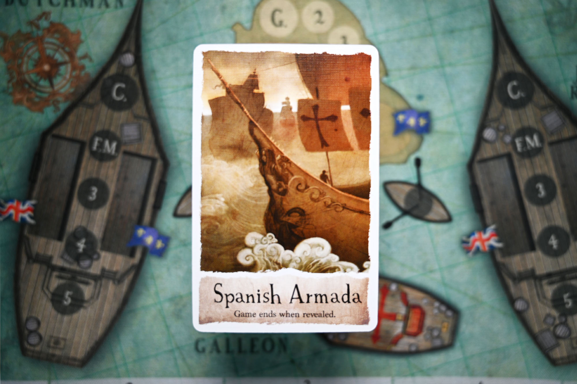 Sarah Keele: Art in Board Games #47 — More Games Please