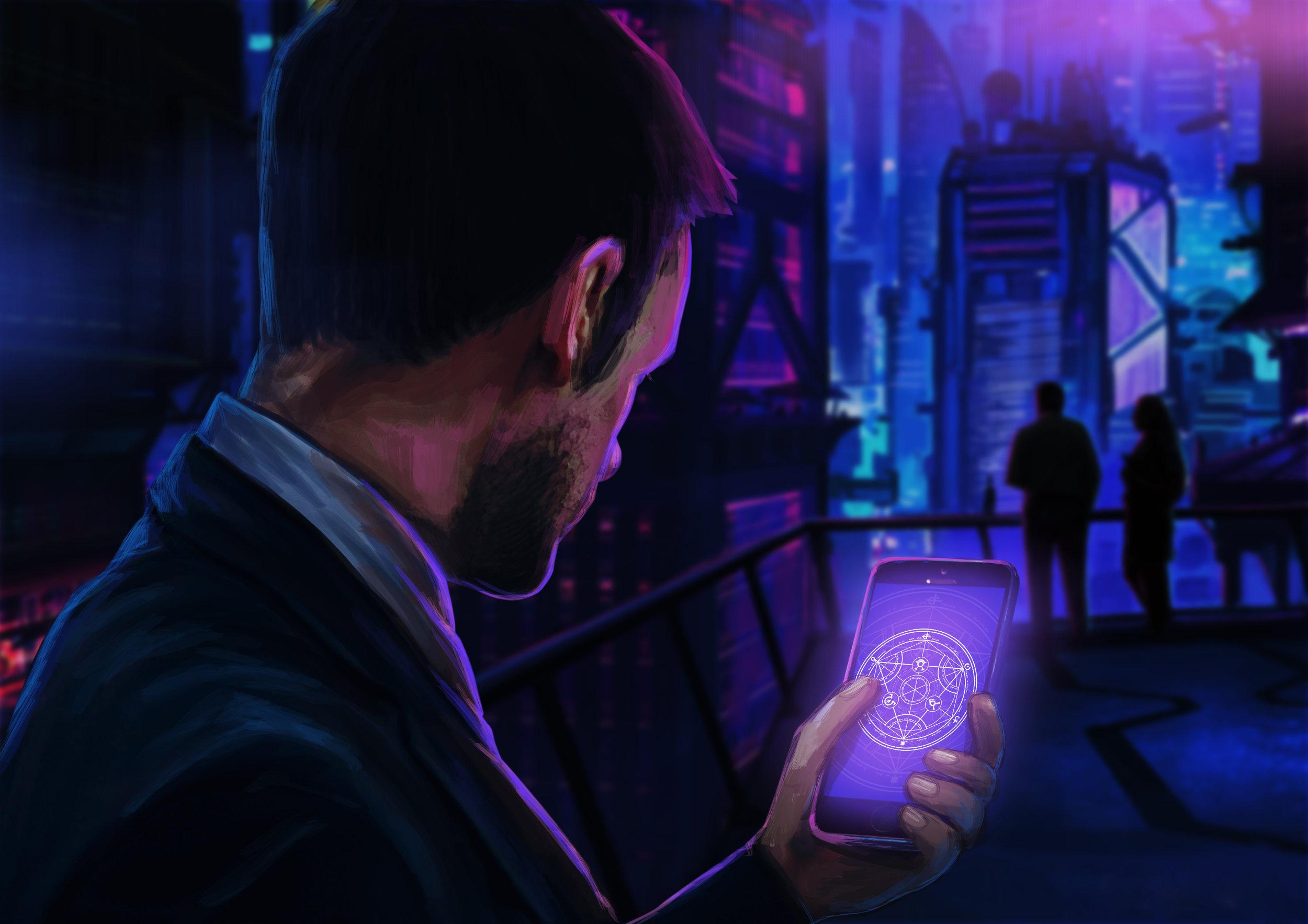 Techlandia - Concept Art