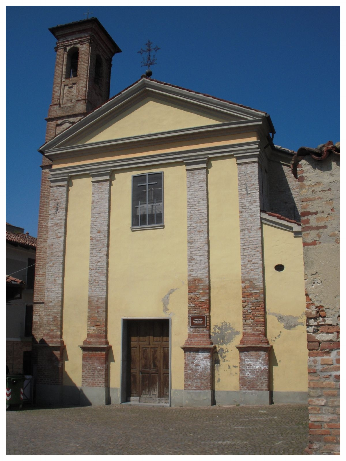 castellinaldo comune langhe e roero piemonte turismo in langa tour delle langhe vini piemonte cucina piemontese visitare le langhe chiesa della confraternita.jpeg