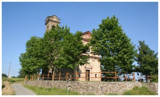 Niella Belbo, Santuario Madonna dei monti veduta di tre quarti ©DDF.jpeg