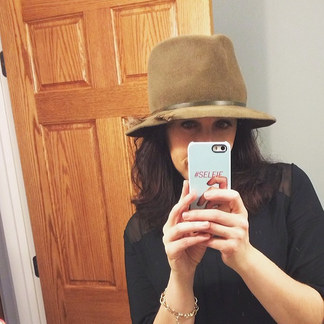 Introducing @theglamourai hat from @satyatwena #perfection