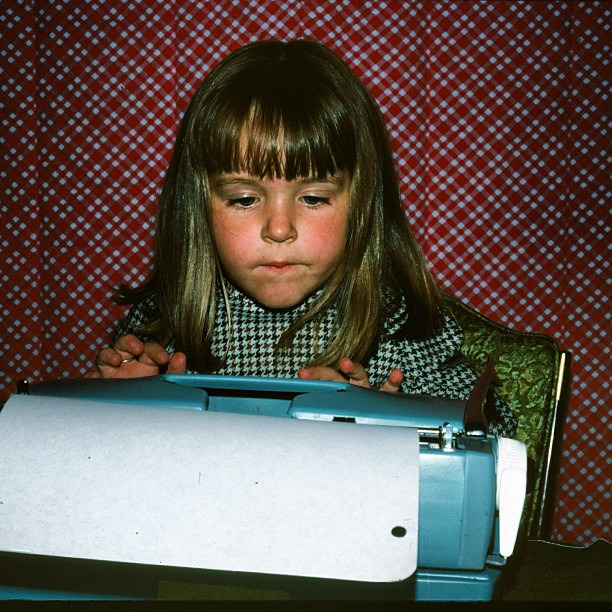 #TBT creating my own stories - remember using these? #throwbackthursday