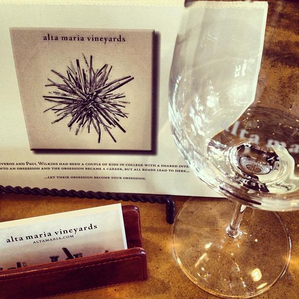 My favorite #girlsweekend #losolivos #altamaria #wine #winetasting