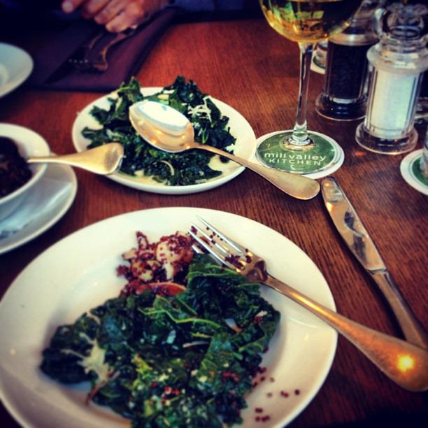 {dine} Mill Valley Kitchen #healthy #nomnom #delish