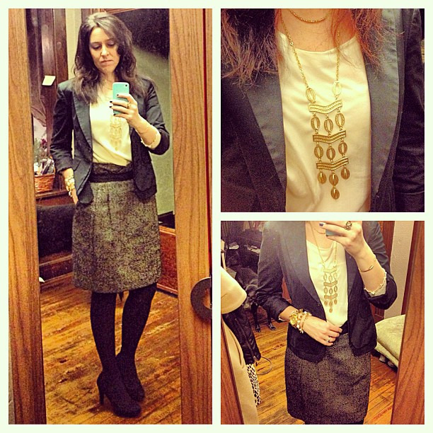 {dress} professional #ootd #wiw #personalstyle #selfie #stelladotstyle
