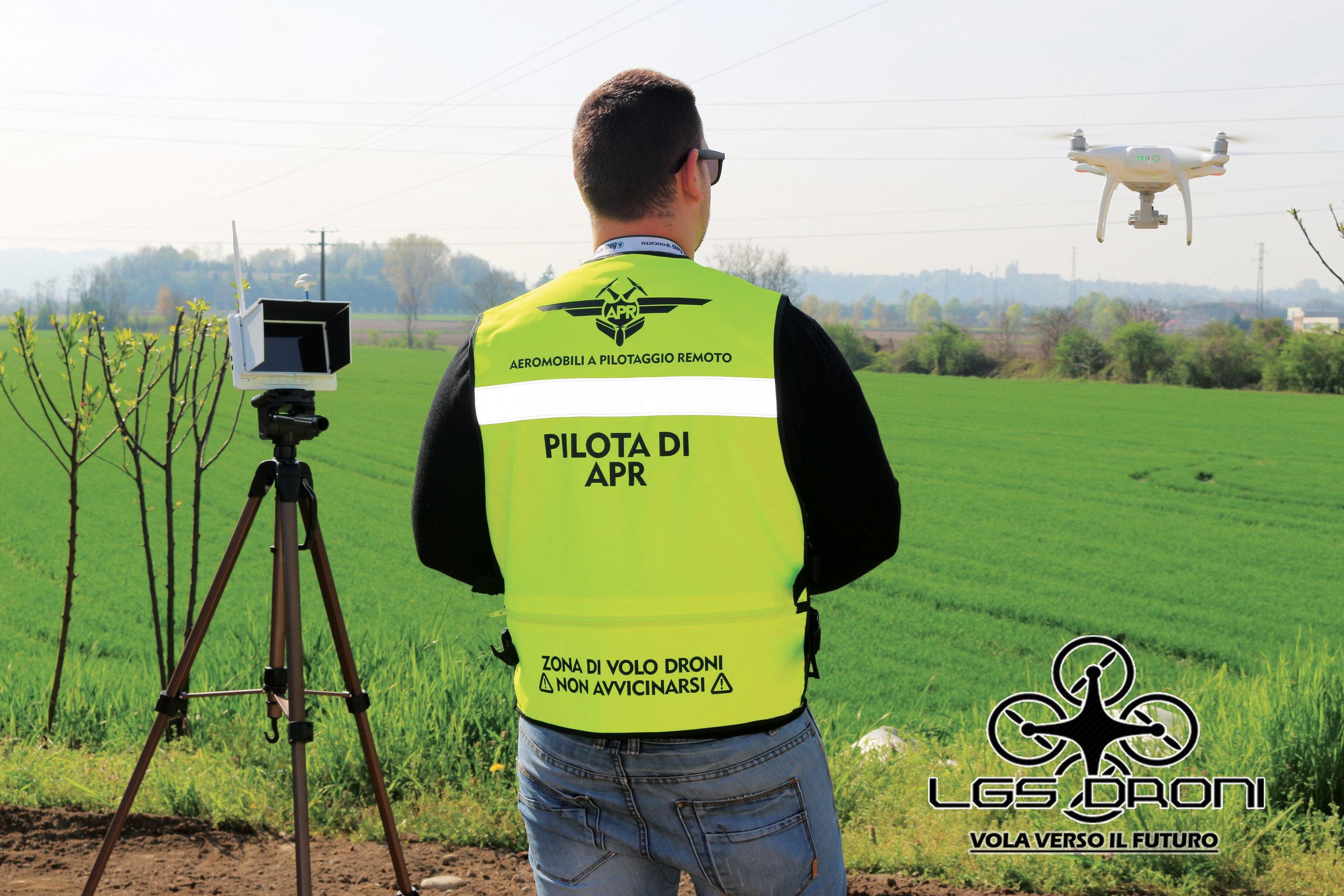 lgs droni video riprese foto dall'alto con droni bra cuneo piemonte