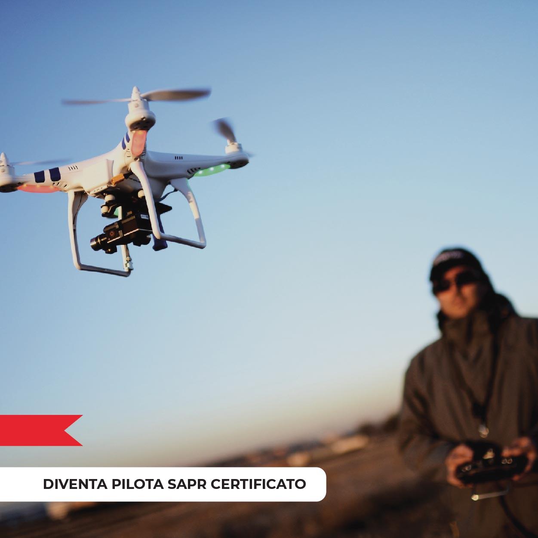 corsi pilotaggio droni piemonte