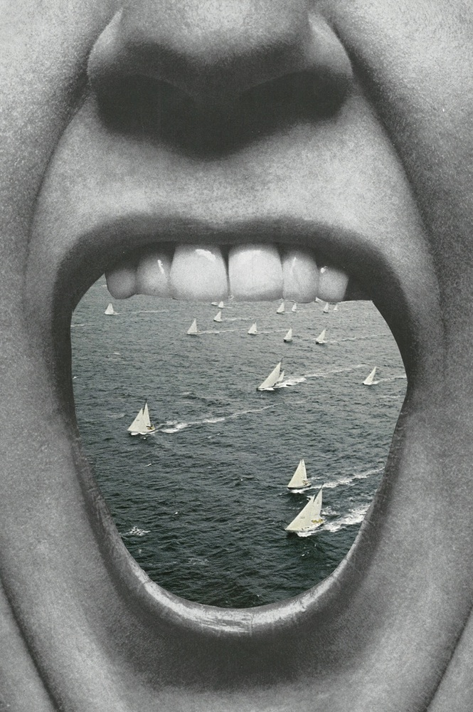 HOW TO SWALLOW THE SEA
