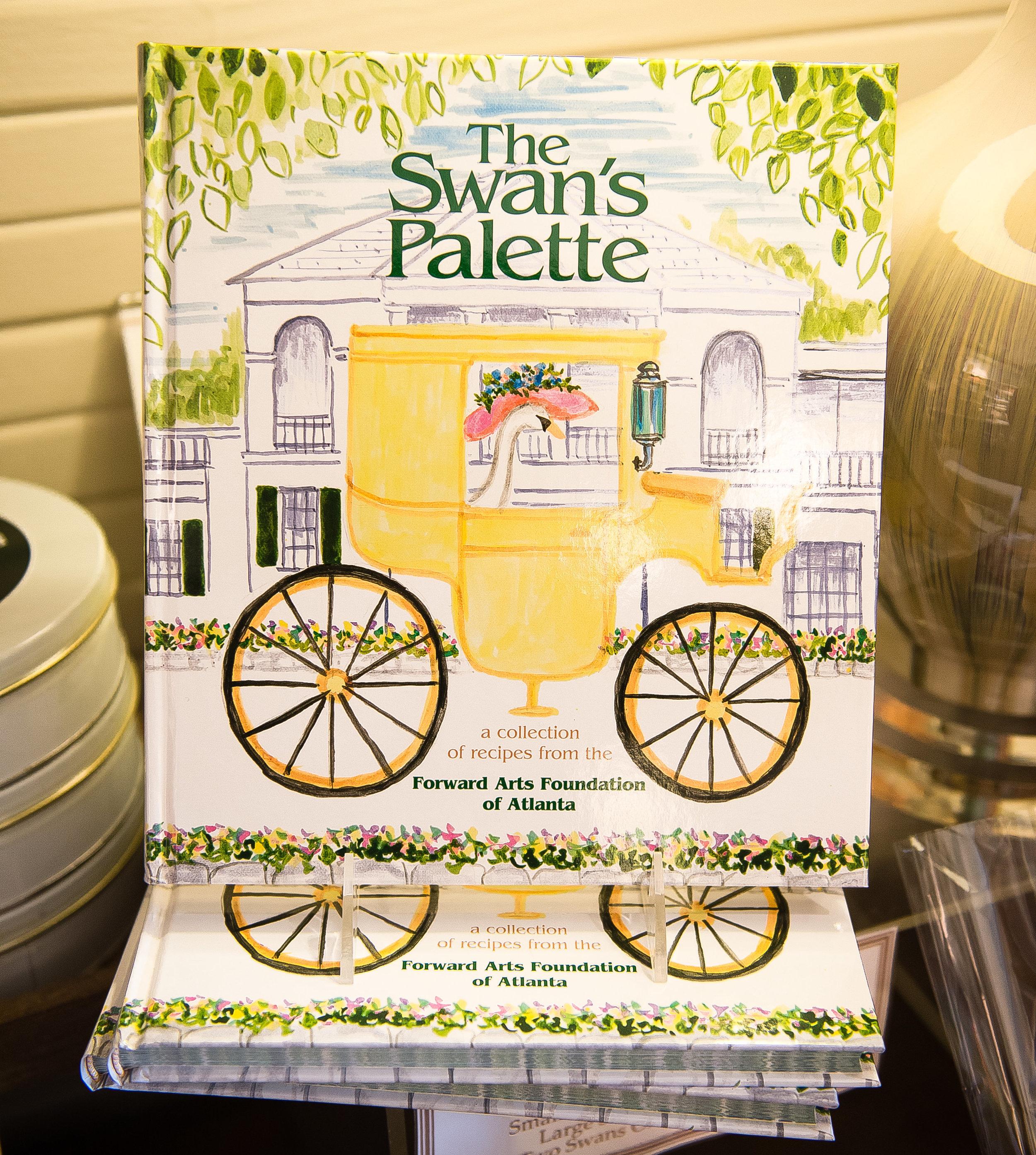 Swan Coach House Cookbook, Atlanta, GA