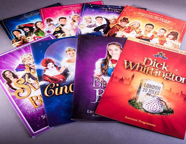We had a busy panto season last year printing all these fantastic programmes plus loads more. If you would like a no obligation quote for design & print, message us or check out our website. www.backstagesupplies.co.uk#panto #pantomime #programmes #flyers #posters #design #print #theatre
