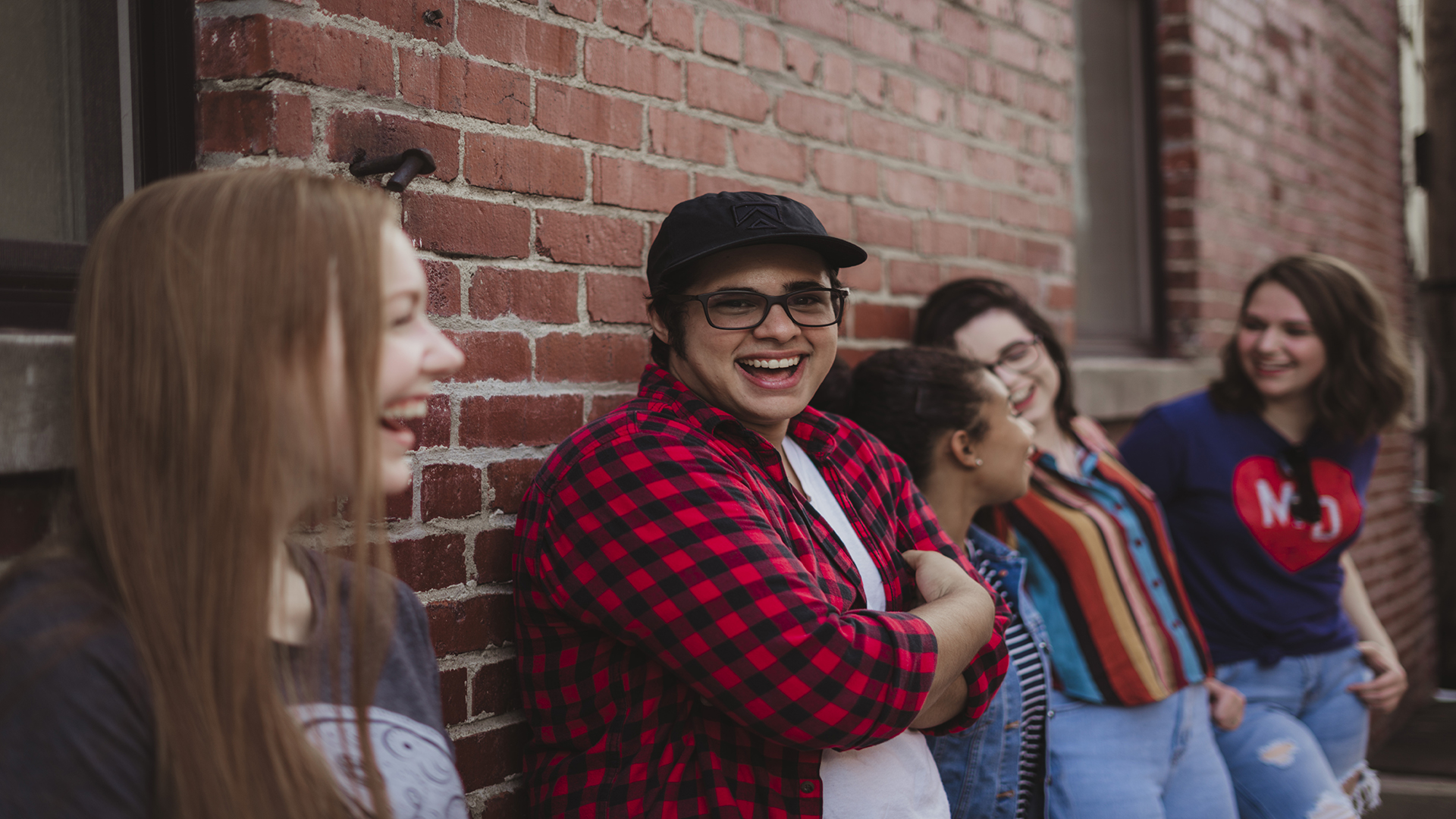 Life Groups - Find a group of friends who you can laugh, learn, and be yourself with. A Life Group is a chance for students to make connections with God and other students.