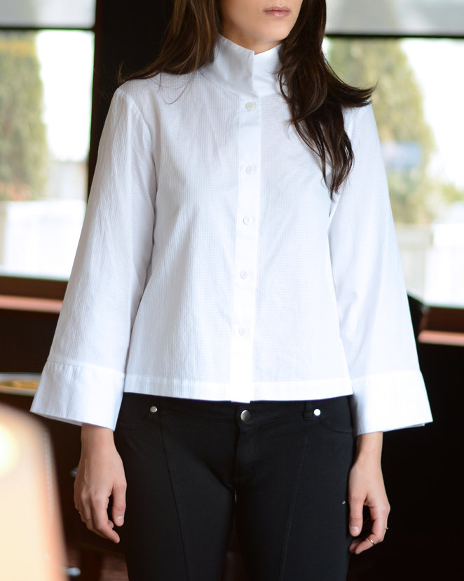 Wide Fit Blouse