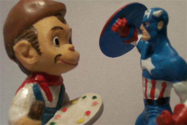 Cantinflas vs. Captain America
