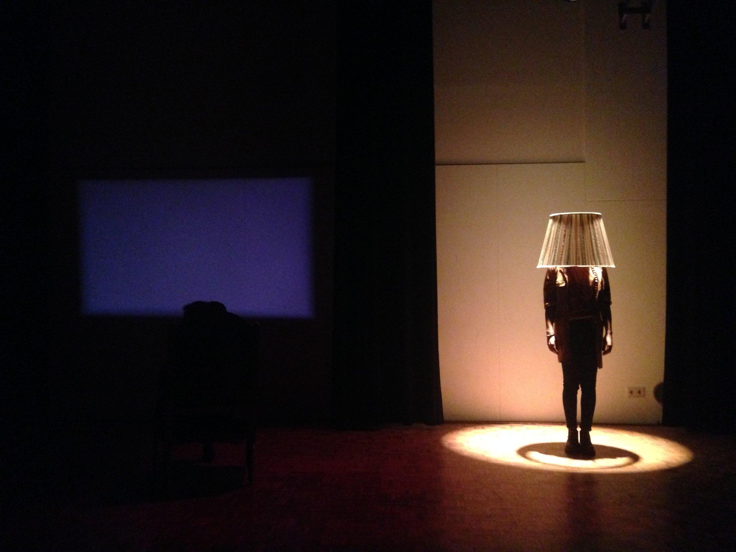 Works by teaching-artist, exhibited at Framer Framed