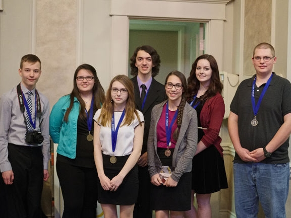 High School Recognized For Success - April 27, 2016 - Fort Erie Times