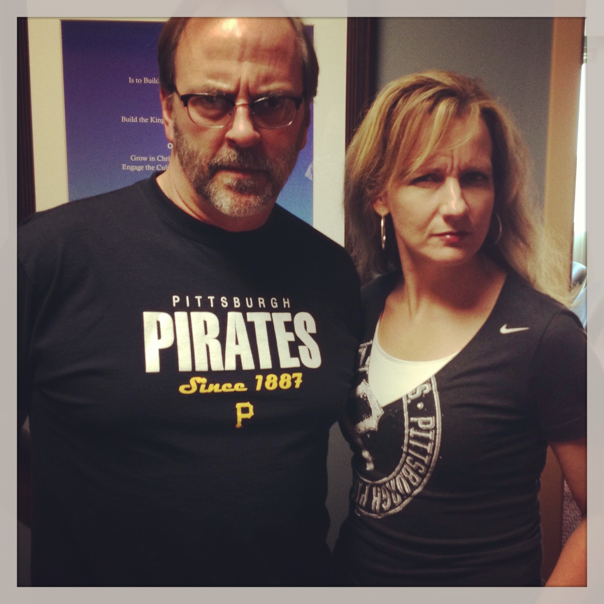 hating on the Reds, first Pirate playoff game in 20 years (2013)