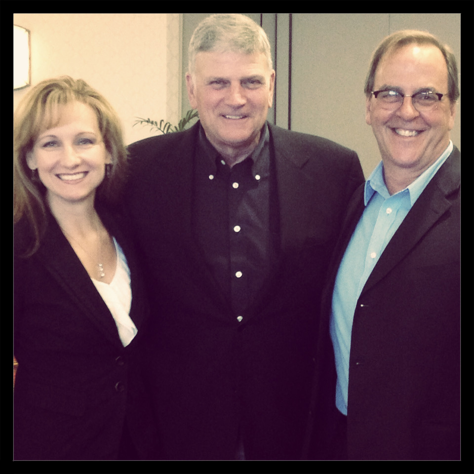 with Franklin Graham (2014)