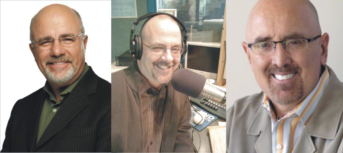 separated at birth?  Dave Ramsey, John Hall, Dave MacDonald (2010)