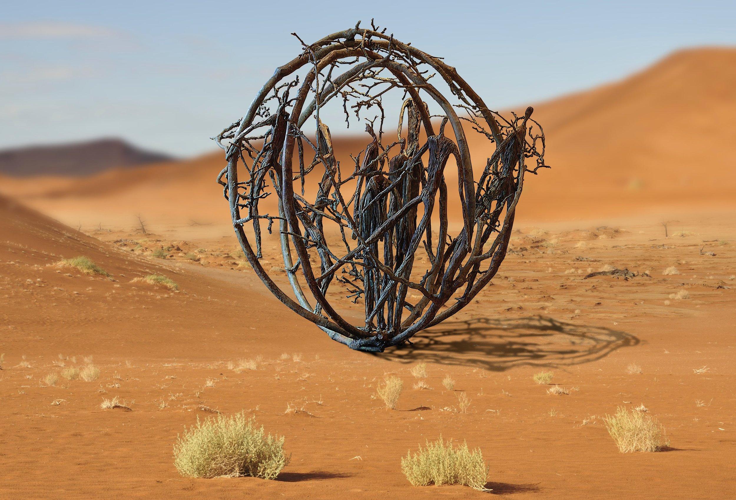 Jill Berelowitz - Tumbleweed off plinth-min.JPG