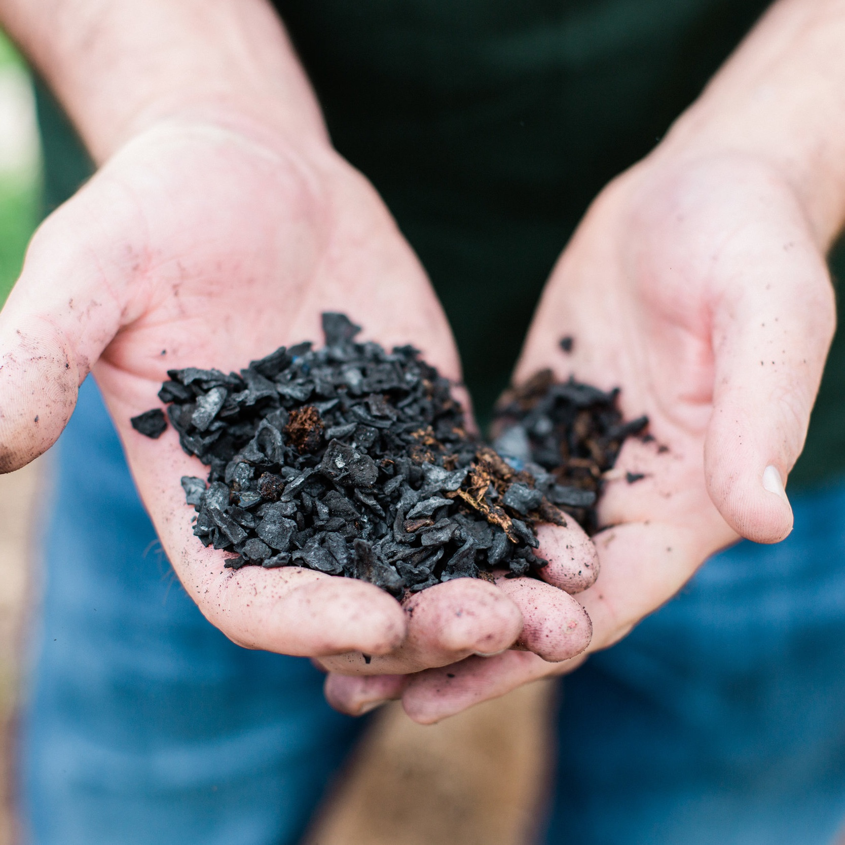 WHAT WE DO - Our mission is to use bioengineering to solve some of the greatest challenges of our time.Every ton of Carbo Culture biochar holds more than three tons of CO2.