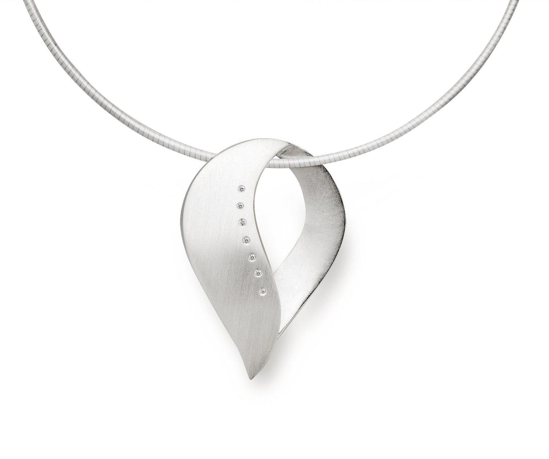 Morgan Diamond Pendant